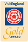 Visit England Gold Star Award